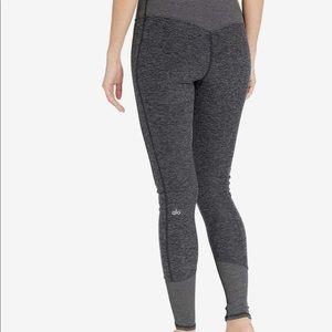 Alosoft lounge leggings gray